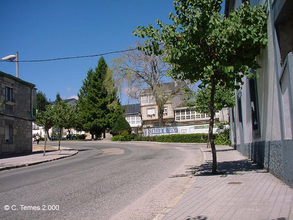 Paseo de San Roque