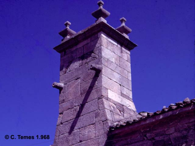 Chimenea (detalle)